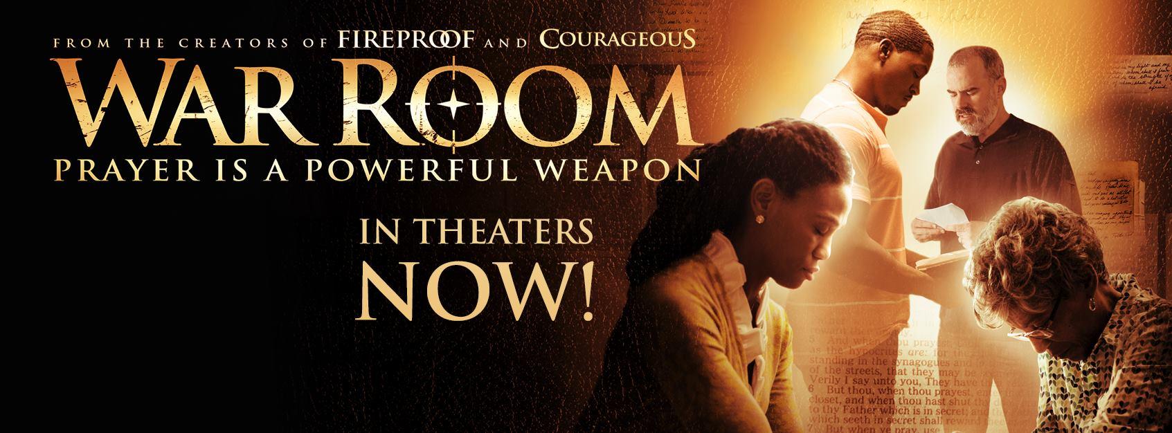 War Room Feat – A Blueprint For Faith-Based Movies